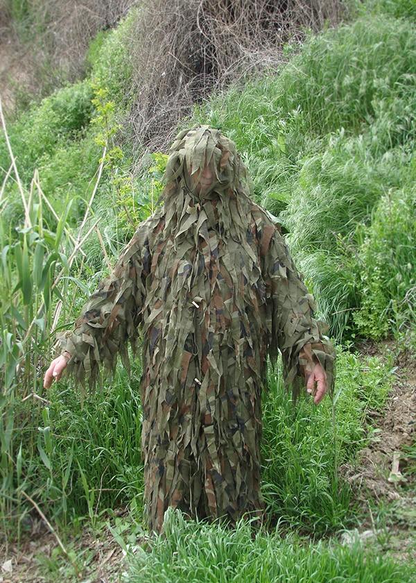 Леший костюм своими руками для охоты 71