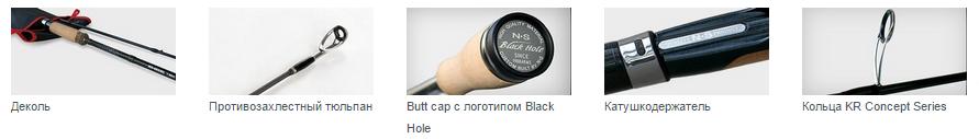 удилища black hole форум
