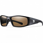 Очки Smith Optics Hideout Elite Tactical Sunglasses (Black - Polarized Brown Lens)