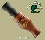 Манок духовой River Mallard Calls Walnut/poly double reed (Утка)